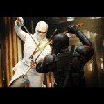 Hot Toys G.I. Joe Retaliation Storm Shadow 1/6 Scale Collectible Figure