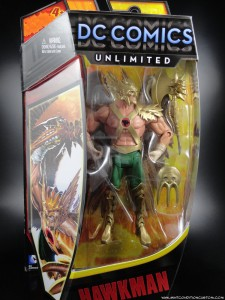 "New 52 Hawkman 6"" Action Figure Mattel"
