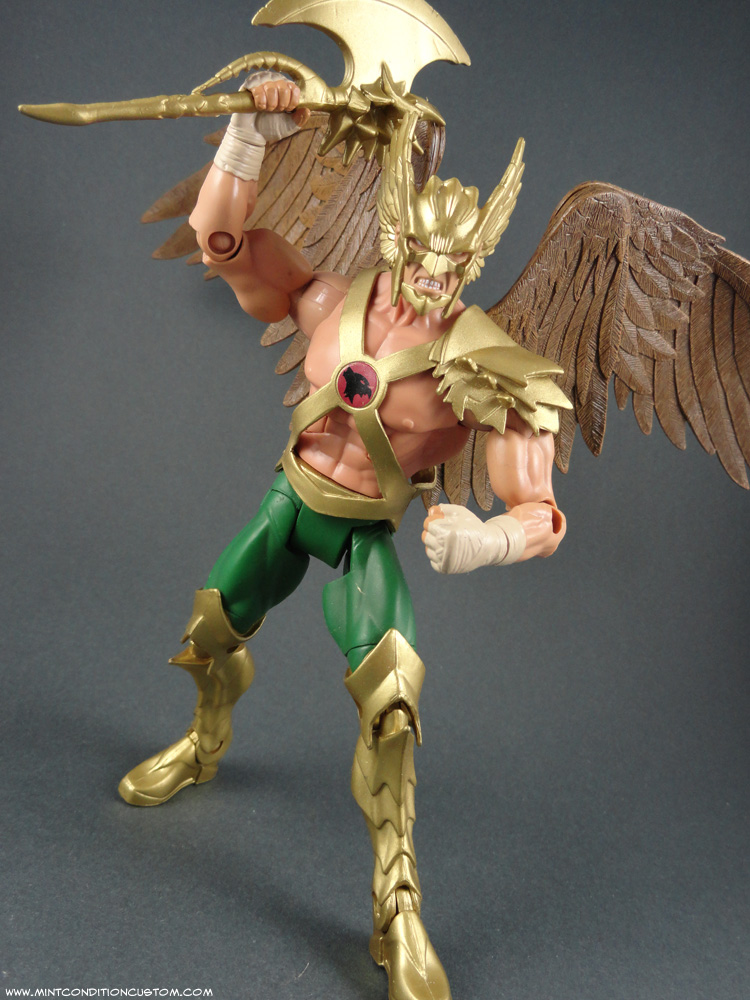 New 52 Hawkman Review - New 52...