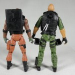 G.I. Joe Retaliation Battle Kata Roadblock Action Figure Hasbro