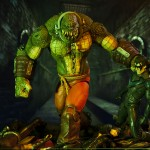ACBA of the Day – Arkham Asylum Killer Croc by Mickeyrdj