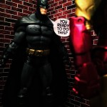 ACBA of the Day – Iron Man in Gotham by GCTimes