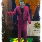 News – Mattel 1966 Batman Cesar Romero Joker Figure Revealed