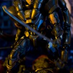 ACBA of the Day – Play Arts Kai MGS2 Solidus Snake 1 by mickeyrdj