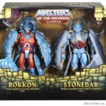News – 2013 SDCC Exclusive MOTUC Rokkon & Stonedar 2-Pack Revealed