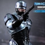 News – Hot Toys Robocop 1/6 Scale Collectible Figure Revealed