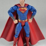 New Custom Action Figure – Man of Steel Movie Masters Repaint with Heat Vision Blast