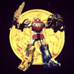 ACBA of the Day – The Original Megazord by J-Mills