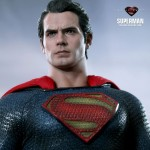 News – Hot Toys Man of Steel Superman 1/6 Scale Figure Revealed!
