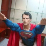 News – NECA Man of Steel 1/4 Scale Figure Sneak Peek #3
