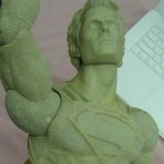 News – NECA Man of Steel 1/4 Scale Figure Behind-the-Scenes Look