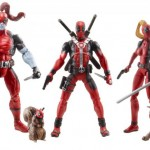 News – 2013 SDCC Exclusive Marvel Universe Deadpool Corps Boxset Revealed