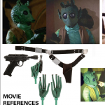 News – Star Wars the Black Series Wave 2 6″ Greedo Figure Sneak Peek #1