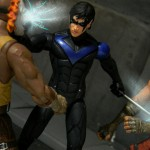 ACBA of the Day – Nightwing (Arkham City) by Wizard of X