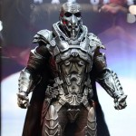 News – Hot Toys Man of Steel General Zod and 1/12 Scale The Bat Revealed