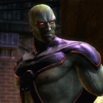 News – Injustice Gods Among Us Martian Manhunter Fight Trailer and Jon Stewart Green Lantern Skin Revealed
