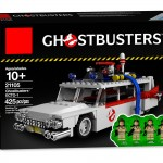 News – LEGO Cuusoo Ghostbusters Ecto-1 Set