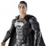 News – Man of Steel Movie Masters Black Suit Superman Figure Revealed