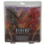 News – NECA Aliens Genocide 2-Pack in Package Photo