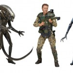 News – NECA Aliens Series 2 Revealed with A Very Special Figure Included