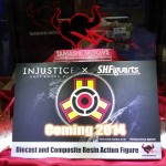 2013 SDCC – S.H. Figuarts Injustice Gods Among Us Figures Are Coming!