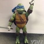 News – TMNT Classics Series 3 1990 Movie Leonardo Hi-Res Images