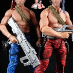 New Custom Figure – Contra Mad Dog and Scorpion Movie Concepts!