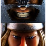 ACBA of the Day – Stare Down! Thor Vs. Juggernaut by Madd Lion Presents