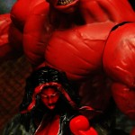 ACBA of the Day – Red Hulk and Red She-Hulk by Advocatepinoy
