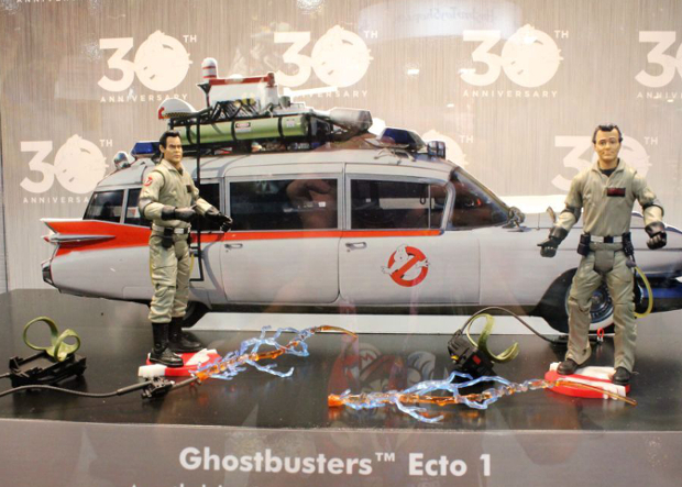 News Mattel Answers Questions About Ghostbusters Movie