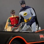 News – Hot Toys 1966 Batman and Robin 1/6 Scale Official Images