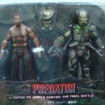 News – NECA Predator Dutch Vs. Jungle Hunter 2 Pack Packaging Shot