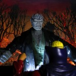 ACBA of the Day – Green Lantern Vs. Solomon Grundy by Toyz in the Attic