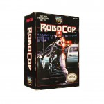 News – NECA 8 Bit NES Robocop Action Figure Revealed