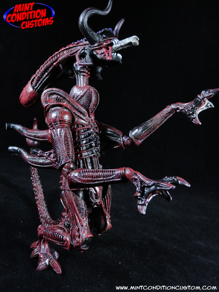 Custom Bull Alien Xenomorph Kenner Style - Toy Discussion