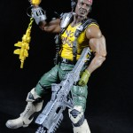 Last Day to Bid on Custom Aliens Apone & Bull Alien Action Figures