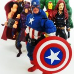 ACBA of the Day – Avengers Family Portrait by Slings Aweb