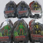 News – NECA Predators Series 11 Packaged Samples Shown