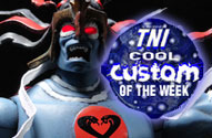 TNI Cool Custom of the Week - Thundercats Mumm-Ra with Light-Up Eyes