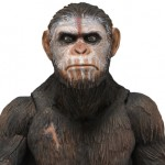News – NECA Dawn of the Planet of the Apes Caesar Figure Revealed