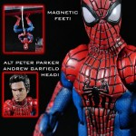 New Custom Figures – Amazing Spider-Man 2 & Arkham Origins Batman