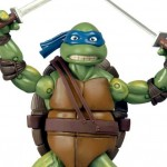 News – TMNT Classics 1990 Movie Figures Official Images