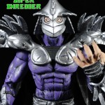 New Custom Figure – TMNT Super Shredder!!!