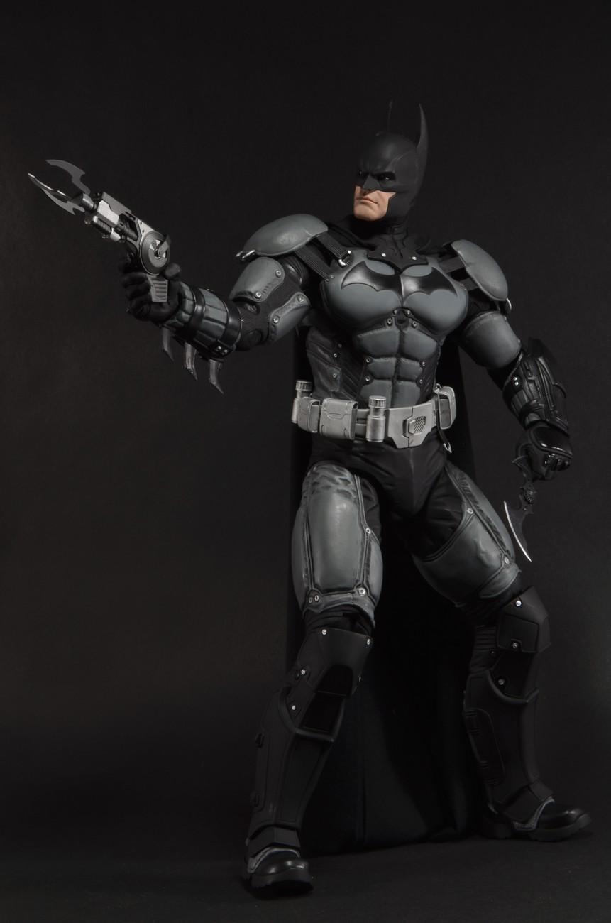 News - Closer Look at NECA Batman: Arkham Origins 1/4 ...
