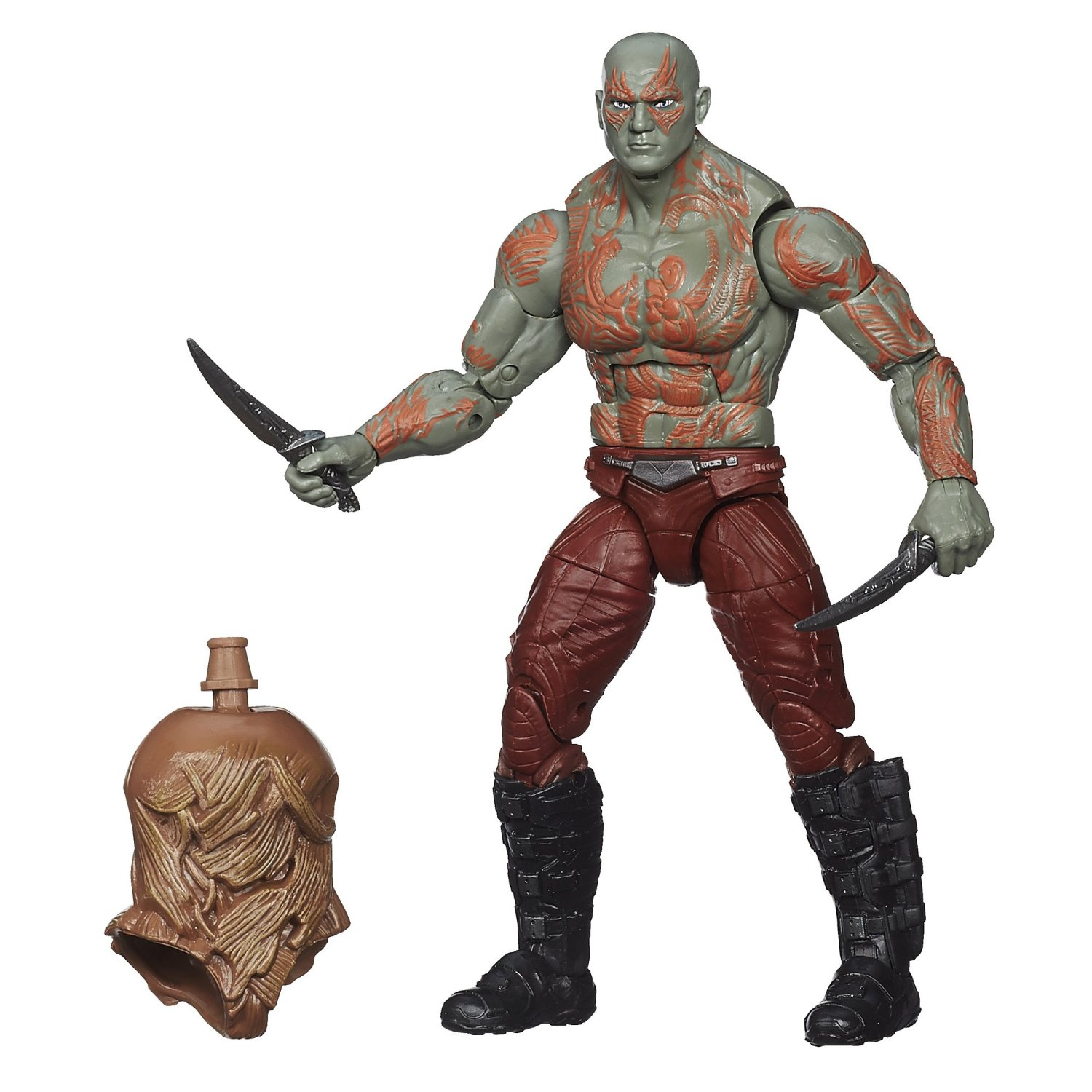 Marvel legends guardians of the galaxy figures up for pre for Galaxy toys
