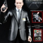 New Custom Figure – Agent Phil Coulson, Avengers Movie Style