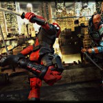 ACBA of the Day – Face Off! Deadpool VS. Deathstroke by CodeNameLocust