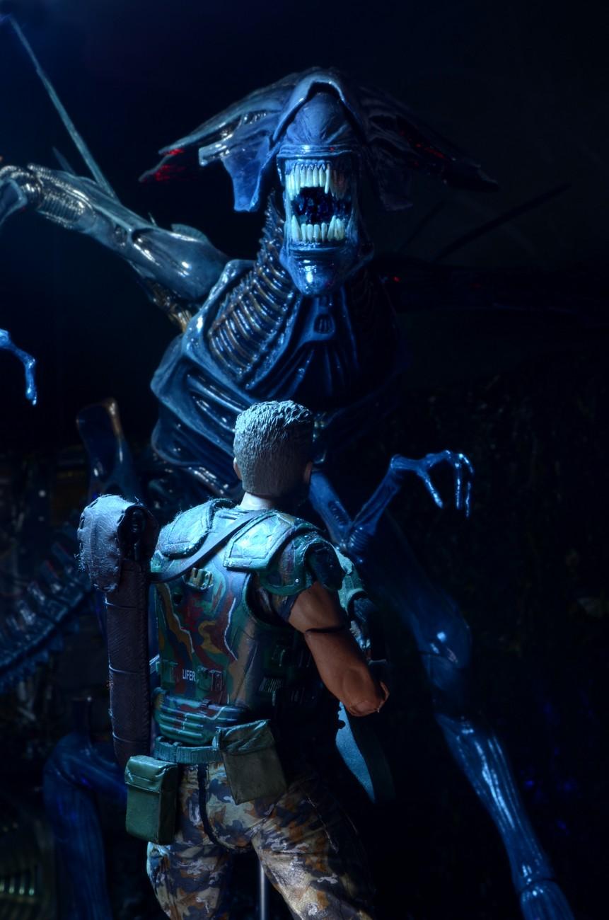 News - NECA Aliens Queen Xenomorph Ultra Deluxe Action ...