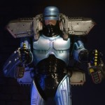 News – NECA Robocop with Jet Pack Closer Look