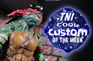 TNI Cool Custom of the Week - TMNT 2014 Movie Accurate Figures